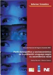 El perfil demográfico y socioeconómico de la población uruguaya