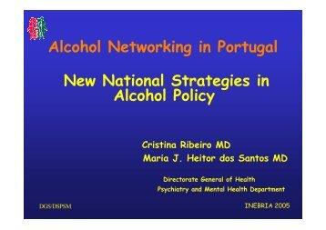 Dr. Cristina Ribeiro - INEBRIA