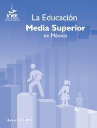 La Educación Media Superior en México - Instituto Nacional para la ...