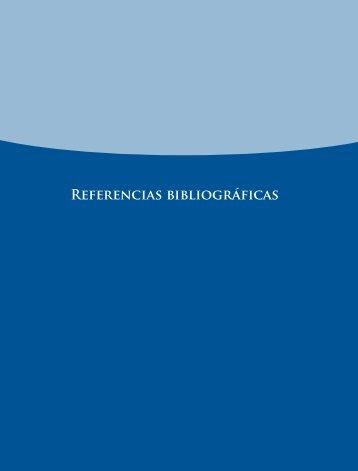 Referencias bibliográficas - Instituto Nacional para la Evaluación de ...