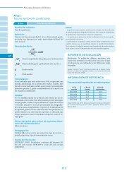 Tasas de aprobación - Instituto Nacional para la Evaluación de la ...