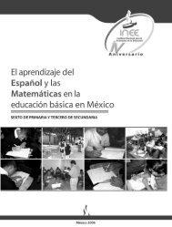 Descargar la publicación completa - Instituto Nacional para la ...