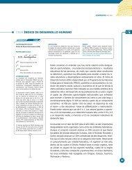 CS09 Índice de Desarrollo Humano (IDH) - Instituto Nacional para la ...