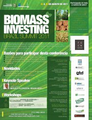 02 FOLHETO - BIOMASS INVESTING BRAZIL SUMMIT 2011 ... - INEE