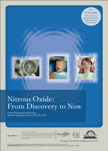Nitrous Oxide, From Discovery to Now - IneedCE.com
