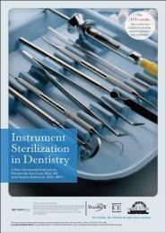 Instrument Sterilization in Dentistry - IneedCE.com