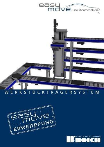 Prospekt (PDF) - Broich-Systemtechnik GmbH