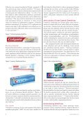 Reflections on Dentifrice Ingredients, Benefits and ... - IneedCE.com - Page 4