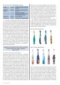 Toothbrush technology, dentifrices and dental biofilm ... - IneedCE.com - Page 5
