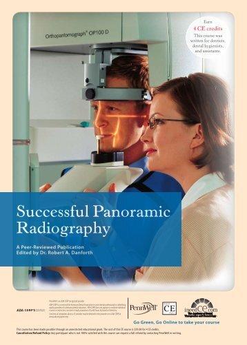 Successful Panoramic Radiography - IneedCE.com