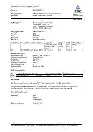TEILEGUTACHTEN nach §19(3) StVZO Nummer 06-0159-A01-V01 ...
