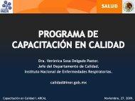 GESTIÓN DE CALIDAD EN MEDICINA NUCLEAR - Instituto ...