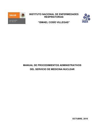 Servicio de Medicina Nuclear - Instituto Nacional de Enfermedades ...