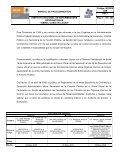manual de procedimientos del órgano interno de control - Instituto ... - Page 4