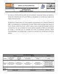 manual de procedimientos del órgano interno de control - Instituto ... - Page 5