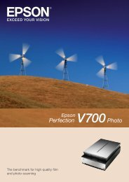 The benchmark for high quality film and photo scanning