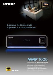 Experience the Cinema-grade Enjoyment in Your Home ... - Inet.se