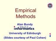 slides in pdf - University of Edinburgh
