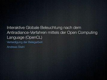 Vortragsfolien (.pdf - 5.5 MB)
