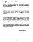 Tätigkeitsbericht 2012 - ALPINETGHEEP - Page 5