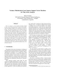 Variance Minimization Least Squares Support Vector Machines for ...