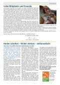 KINDERN CHANCEN ERÖFFNEN GESCHENKE EINMAL ANDERS BENEFIZ ... - Seite 3