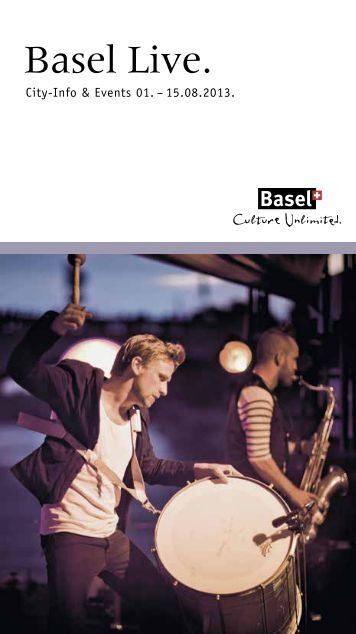 Events - Basel Live