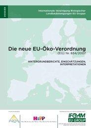 Kommentierung der EU-Öko-Verordnung vom 05.09 ... - Bioaktuell.ch