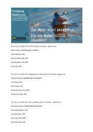 Wahlforen_Einladung 2 - BUND Sachsen-Anhalt