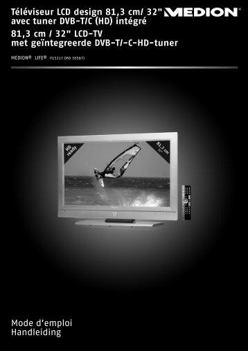 30587 FR+NL Aldi BE Final Cover.fh11 - Medion