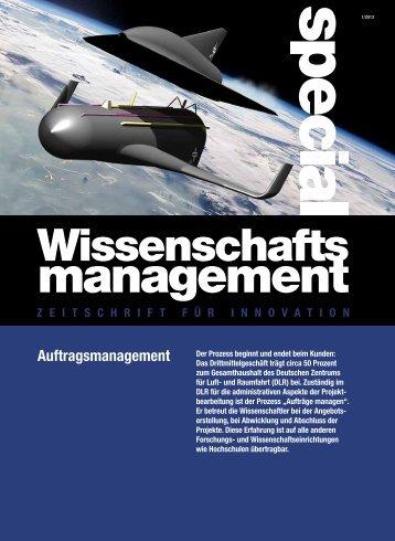Auftragsmanagement (1/2013) - Lemmens Medien GmbH