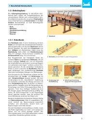 1.3 Arbeitsplatz - Verlag Handwerk und Technik