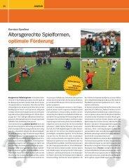 EINSZUEINS-Bericht zum Bambini-Spielfest