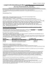 (EG) Nr. 1207/2001 - Wöhner