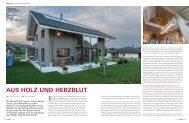 AUS HOLZ UND HERZBLUT - Küpfer Holzbau AG