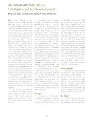 Artikel als PDF - Medizin + Kunst
