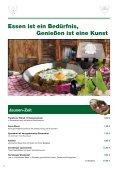 Genüsse für den Gaumen und das Ohr - Rosi´s Sonnbergstuben - Seite 6