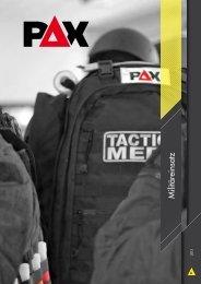 Militäreinsatz - PAX-Bags