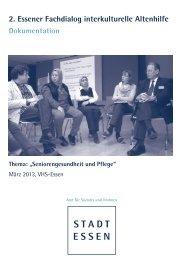 2_Fachdialog Interkulturelle Altenhilfe 2013 - Essen