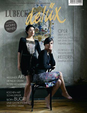 Blättern Sie in unserer aktuellen Ausgabe. - Lübecker Nachrichten