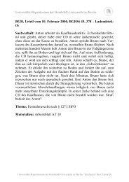 06. Ladendetektiv - unirep - Humboldt-Universität zu Berlin