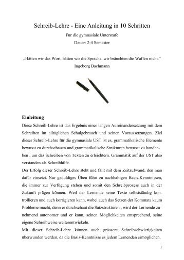 PDF [488 KB] - SwissEduc.ch