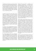 """Dokumentation """"Wir werden was wir wollen"""" - Bündnis 90/Die ... - Page 5"""