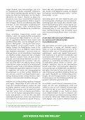 """Dokumentation """"Wir werden was wir wollen"""" - Bündnis 90/Die ... - Page 7"""