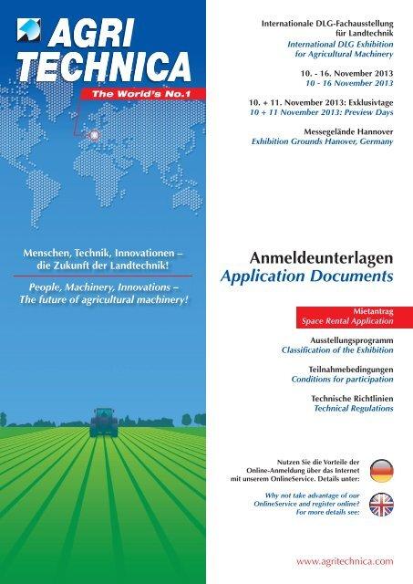 01.02.2013 - Agritechnica