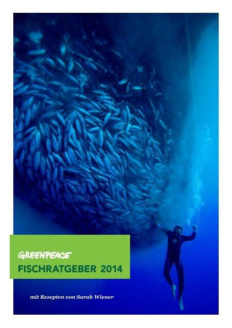 FischRatgebeR 2014 - Greenpeace
