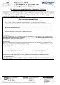 9.3 Einbauanleitung Türblatt, T 30-1-Tür AHS Typ 10 / RS ... - Grauthoff - Page 2