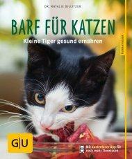 BARF FÜR KATZEN - Gräfe und Unzer