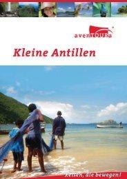 Kleine Antillen Länderkatalog als PDF - avenTOURa