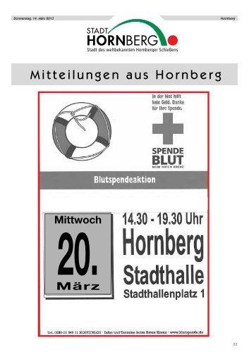 Amtliches_Nachrichtenblatt_Hornberg_Nr. 11_vom 14.03.2013